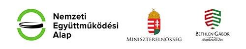 Nemzeti Együttműködési Alap logó