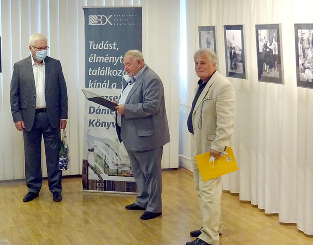 Tóth Imre kiállítás